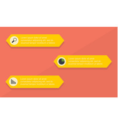 Icon label business infographic design vector