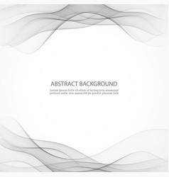Swoosh wave line certificate abstract background vector