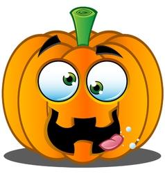 Pumpkin Face 9 vector