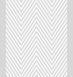 seamless of zigzag pattern vector image