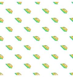 Iron pattern cartoon style vector