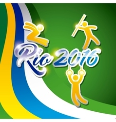 Olimpics games design vector
