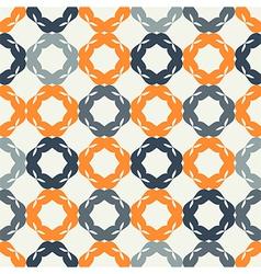 Seamless pattern mesh vector