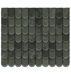 Roof tiles texture beautiful banner wallpaper vector