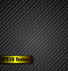 metal texture 2 vector image vector image