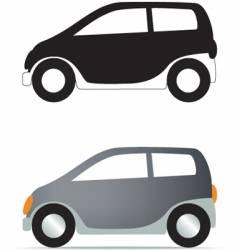 generic car vector image vector image