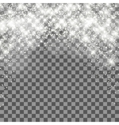 Christmas transparent background vector