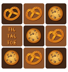 CookiePretzel vector