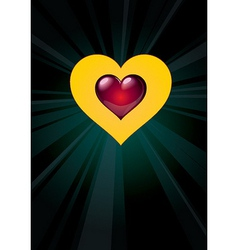 Heart 06 vector