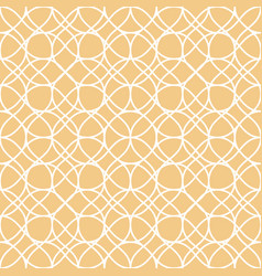 wicker texture seamless pattern with thin curved vector image