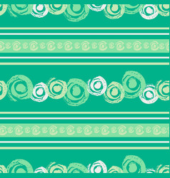 seamless pattern grunge hand draw vector image vector image
