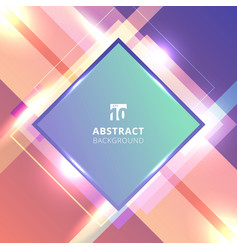 Abstract technology background diagonal geometric vector