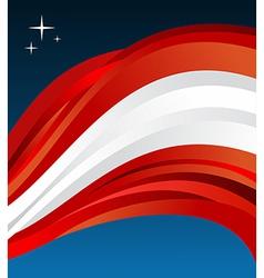 Austria flag background vector