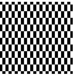 Black and white squares background vector