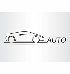 Car 001 vector