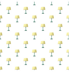 night lamp pattern seamless vector image