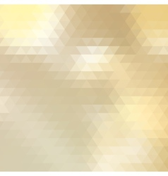 Abstract Yellow Triangle Geometrical EPS10 vector image