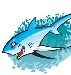 Cartoon Thresha vector image vector image