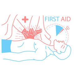 Concept of the first medical aid vector
