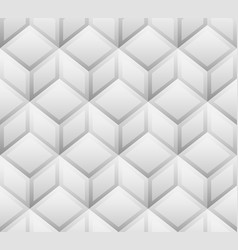 3d cubes seamless repeatable pattern art vector