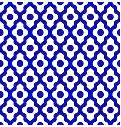 ceramic pattern seamless vector image