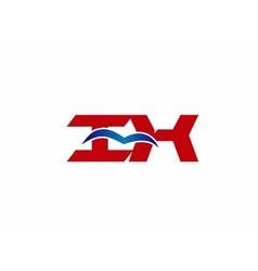 Ix company logo vector