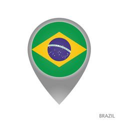 brazil point vector image