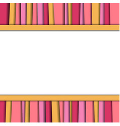 abstract background colorful layer texture vector image