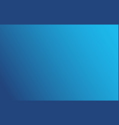 Gradient blue background vector