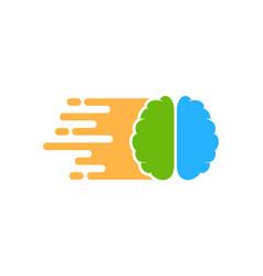 smart delivery logo icon design vector image