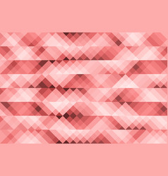 red stripe geometry abstract background vector image vector image