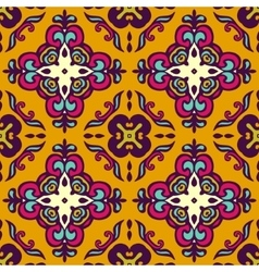 Abstract ethnic seamless pattern ornamental vector