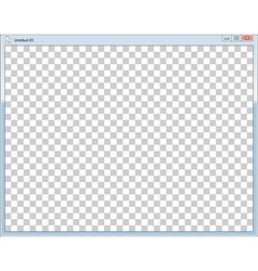 Blank image vector image