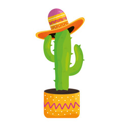Cactus fiesta. Clipart vector images over