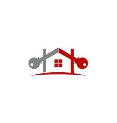 home buy and sell vector image