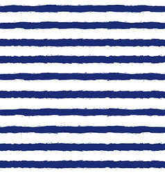 Striped Sailor Suit Seamless Pattern vector