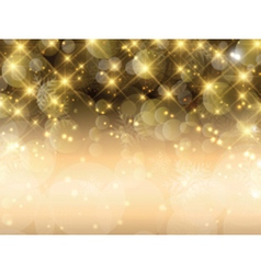 christmas background 1809 vector image