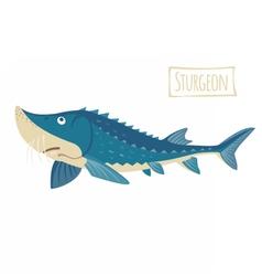 Sturgeon vector