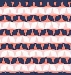 Graphic geometric diamond stripes abstract vector