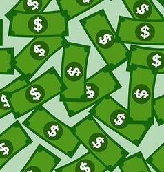 moneys background vector image
