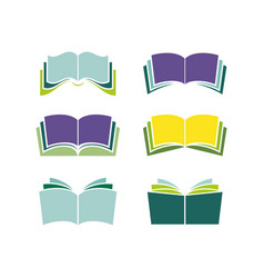 book pack vector image