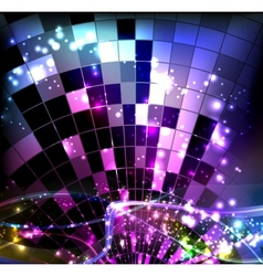 Disco ball vector