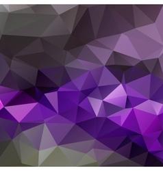Geometric triangular mosaics background vector