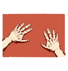 Gestures topic vector
