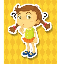 Sticker vector
