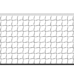 Seamless volleyball net vector