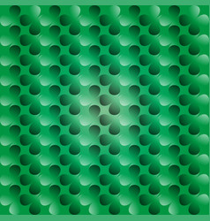 clover green abstract background vector image