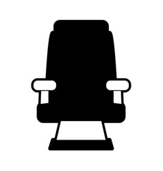 theater seat icon image vector image