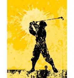 Golf2 vector