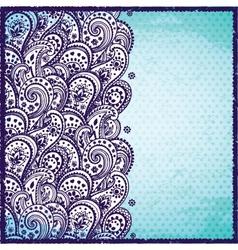 Beautiful ornament vector image vector image